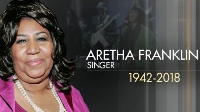 Fox News honours Aretha Franklin with Patti LaBelle photo