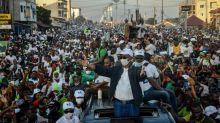 Présidentielle en Guinée : campagne sous tension, l'opposition mobilisée