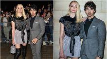 Sophie Turner y Joe Jonas, protagonistas del desfile de Louis Vuitton