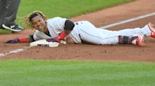 Orioles' blunder of pickle allows José Ramírez to advance to third base