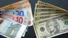 L'euro trova un leggero supporto ad una figura rotonda.
