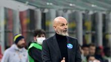 Milan coach Pioli Covid-19 clear, Fiorentina's Prandelli positive