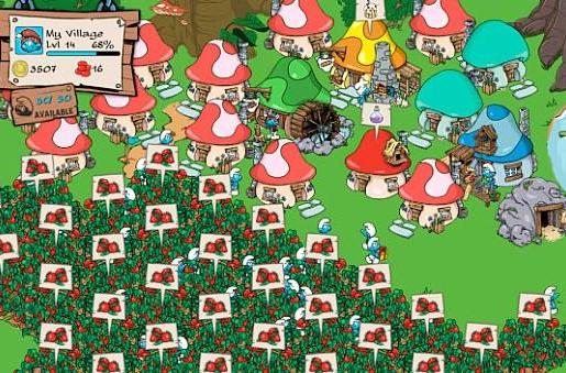 Capcom developing social games for Android, Smurfs' Village hits 15M downloads