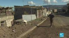 À Stepanakert, capitale fantôme du Haut-Karabakh, des habitants restent malgré la guerre