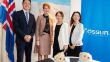 Ossur Announces Establishment of Ossur Japan