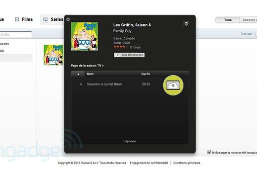 iTunes in the Cloud looks to be hitting more of Europe with TV series, films (update: confirmed)