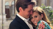 Princess Beatrice gets married in secret Windsor wedding with Queen and Prince Philip as guests