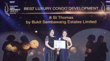 Bukit Sembawang Wins Best Luxury Condo Development Award