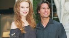 Nicole Kidman gives rare insight into marriage with ex Tom Cruise