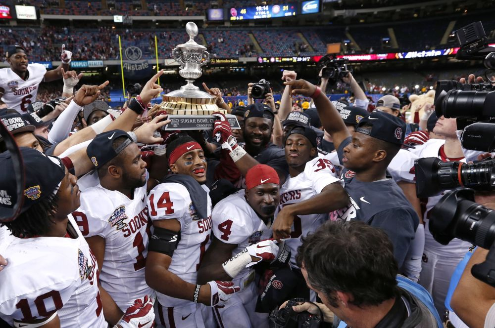 Sooners ready to move past Sugar Bowl win