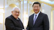 Henry Kissinger: A permanent U.S.-China conflict will be 'catastrophic'
