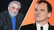 Burt Reynolds died after rehearsing lines for Quentin Tarantino's new film, claims director