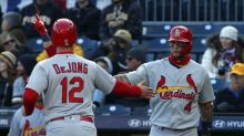 Yadier Molina, Paul DeJong among Cardinals players announcing they tested positive for COVID-19