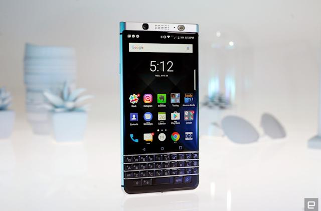 BlackBerry KEYone hits Amazon and Best Buy on May 31st