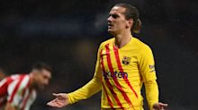 Griezmann hits out at speculation over his Barcelona future