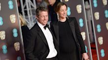 Hugh Grant is about to get married for the first time
