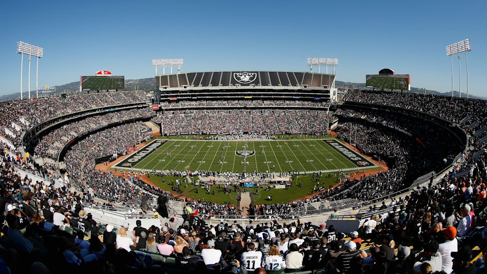 Deadbeat Raiders owe Coliseum authority $800K in back parking revenue