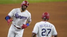AP source: Yanks reach deal to get slugger Gallo from Texas