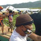 Super typhoon slams into the eastern Philippines