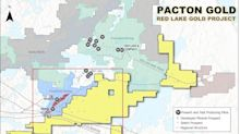 Pacton Commences Surface Program at Red Lake Gold Project, Ontario