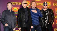 """Le fameux concert de Led Zeppelin """"Celebration Day"""" sera disponible en streaming samedi 30 mai pour trois jours"""