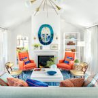 Love Pantone's Color Of The Year? These Coral Rooms Will Make You Want To Redecorate Your Home ASAP