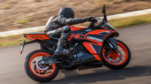 KTM Launches Updated RC 125 With ABS, Priced at Rs 1.47 Lakh