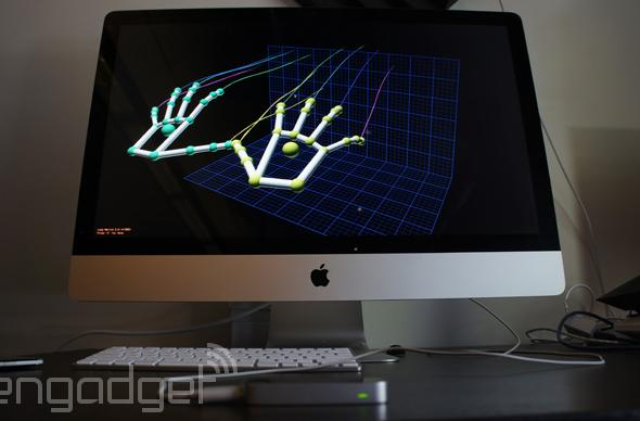 Leap Motion's latest motion tracking tech can see your joints