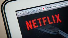 Netflix's stock turns higher, snaps longest losing streak in nearly 10 months