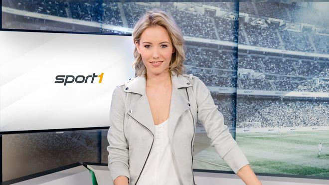 Moderatorin Sport 1