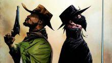 Quentin Tarantino trabaja en una película sobre El Zorro y Django