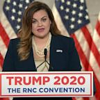 Antiabortion activist explains why she supports Trump at Republican convention