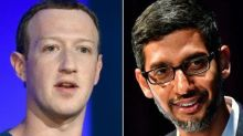 Le strade di Facebook e Google si dividono. Inizia la battaglia sul pagamento delle news