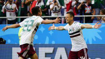 México bate Coreia do Sul e fica perto das oitavas da Copa