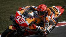 'Speed still there', says Marquez on impressive MotoGP return