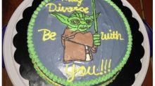 Diesen Star Wars-Kuchen braucht jeder zur Scheidung