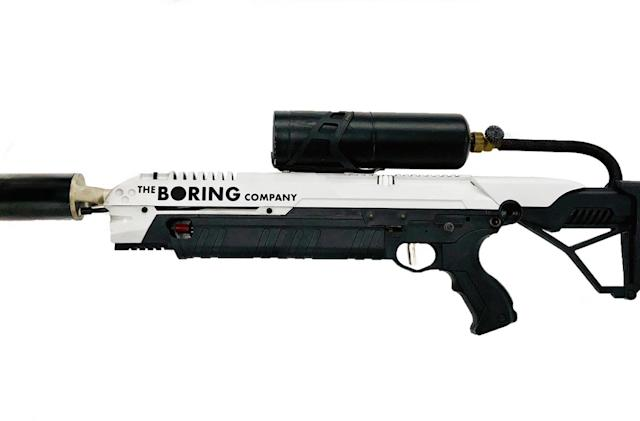 Boring Company flamethrower shipments to start in two weeks