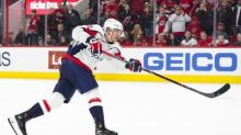 NHL roundup: Ovechkin's second straight hat trick leads Caps