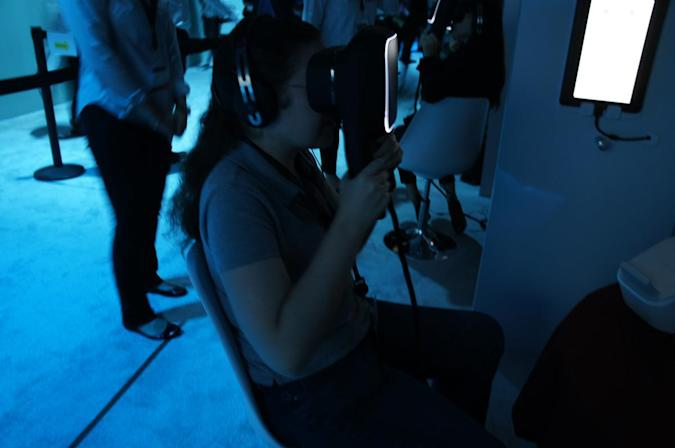 Canon gets into the consumer VR game