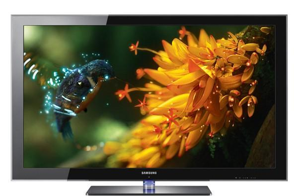 Samsung 8500 series LCD TVs feature local-dimming LED backlights, Yahoo! widgets