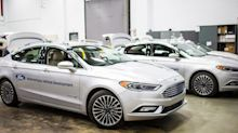 Ford in talks with multiple rivals to secure 'billions of dollars' to develop driverless cars