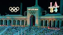 Behind the success of the 1984 Summer Olympics