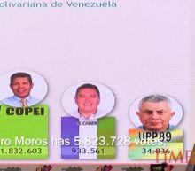 Venezuelan President Nicolas Maduro Wins Disputed Election Marked By Voting Irregularities