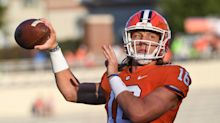 Watch: Trevor Lawrence's arm will have NFL teams drooling