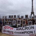 French activists demand stronger action on climate