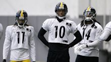 NFL draft: Family feud? Steelers receivers trade barbs on Twitter