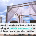 Latest tourist death in Dominican Republic attributed to natural causes, country officials say