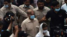Pakistanischer Oppositionsführer Shahbaz Sharif festgenommen