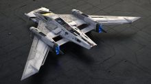 Use the Porsche, Luke — Stuttgart designs a 'Star Wars' spaceship