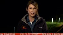Natalie Barr replaced in Sunrise studio as she covers NSW floods